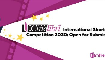 CineLibri Short Film Competition 2020