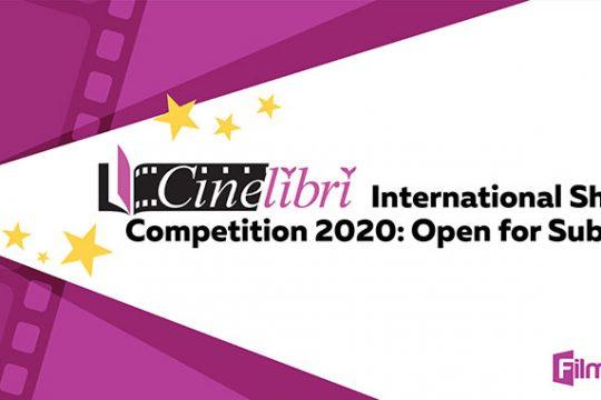 CineLibri Short Film Competition 2020