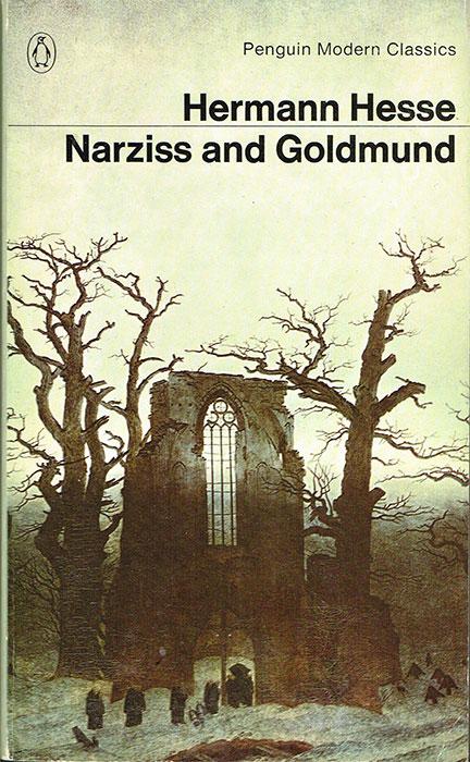 Narziss und Goldmund - book