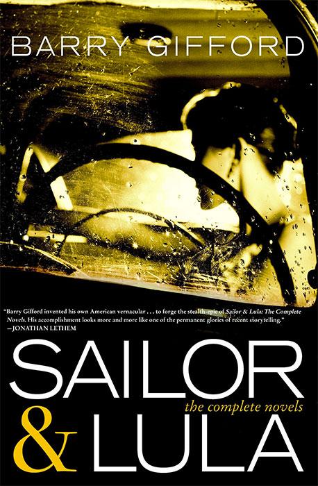 Sailor And Lula - book