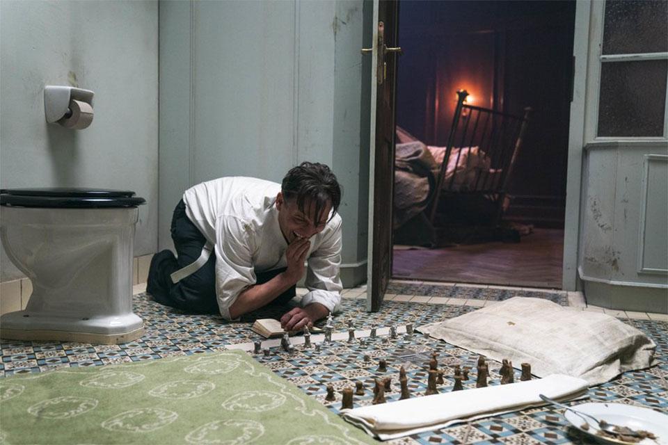 Шахматна новела