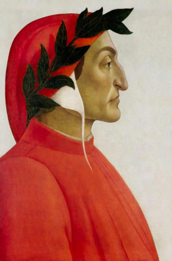 Данте Алигиери - Пътят към Рая